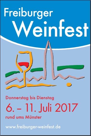 Weinfest Flyer 2017
